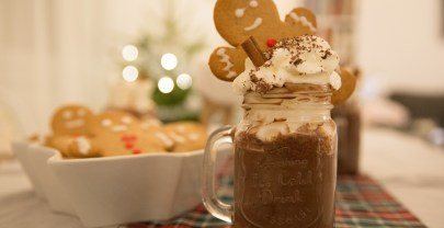 "Chocolat chaud façon ""Freak-Shake"" (Food)"