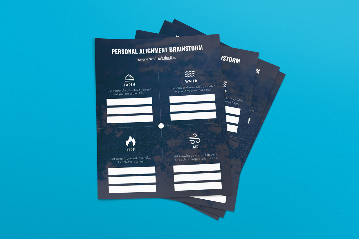 Download The Personal Alignment Worksheet