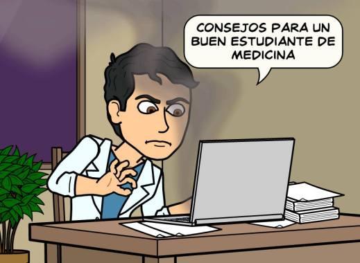 Consejos para un buen Estudiante de Medicina