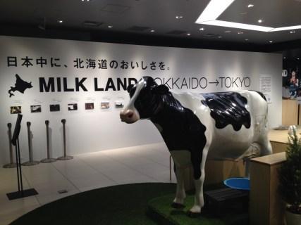 Hokkaido Milk Exhibition