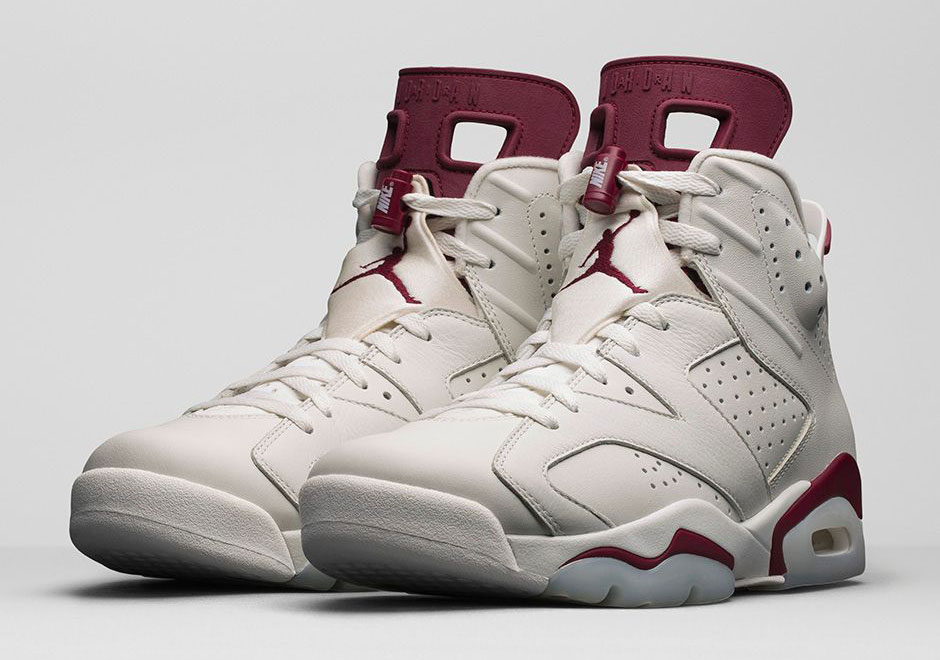 "reputable site 8b0ef 54d51 Originally released back in 1991 Nike Air Jordan 6 ""Maroon"", is set to  release again this Saturday, 05 December 2015 at selected stores in South  Africa."