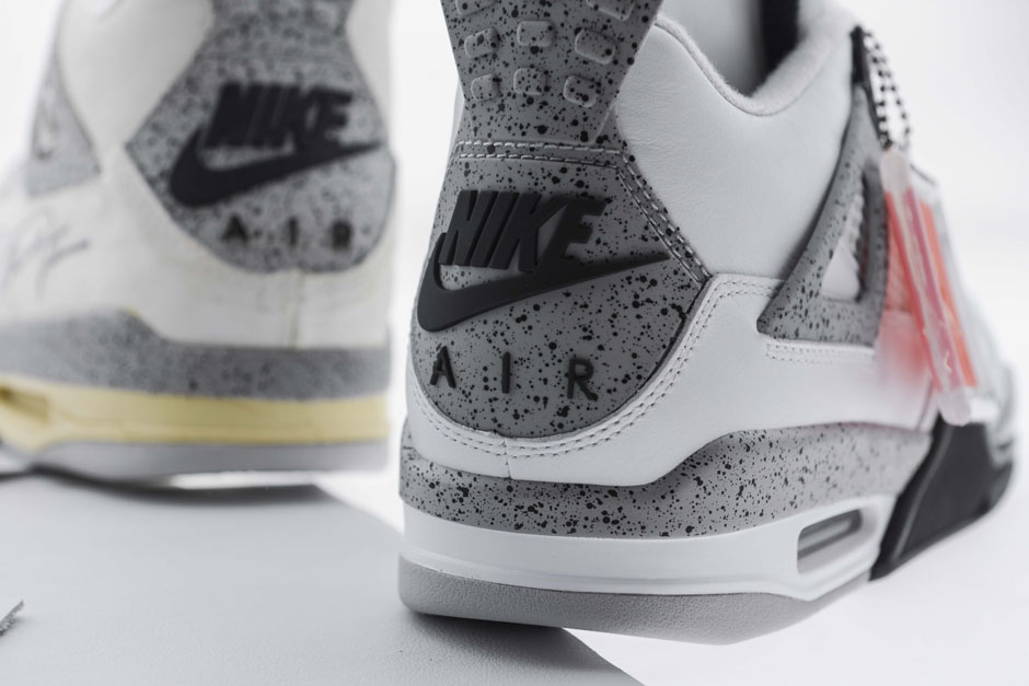 d8a9b4fc5c1 Michael Jordan and the designers at Nike shaped the Swoosh into the  talisman of sneaker fashion that it is today. The original 1985 Jordan  model featured an ...