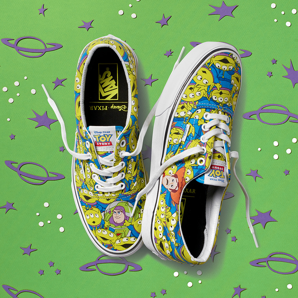 NOW AVAILABLE: Vans x Toy Story Collection | YOMZANSI