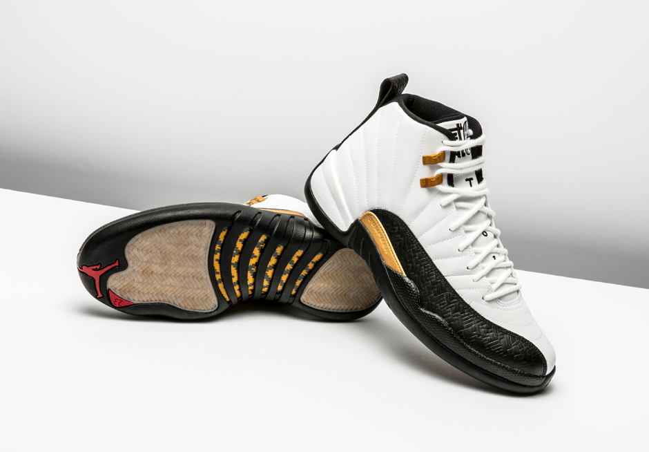 8a923d74624 The Air Jordan 12 CNY is a special edition Air Jordan 12 that celebrates the  Chinese New Year.