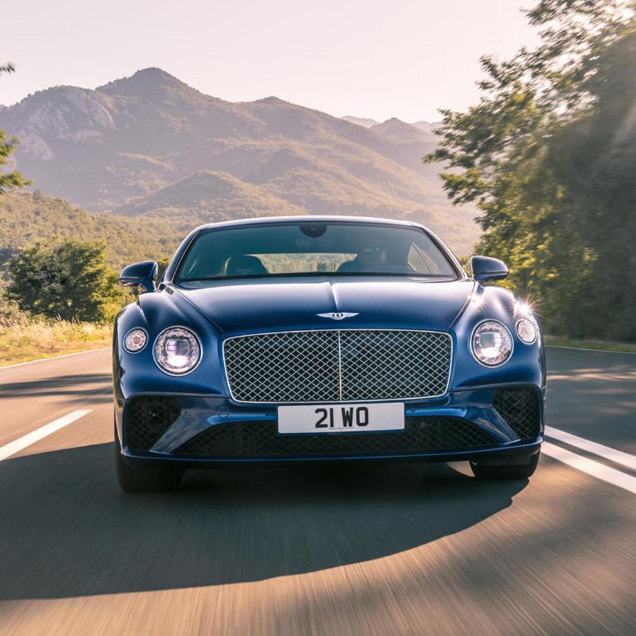 2019 Bentley Continental Gt W12 Convertible New Release: The All-new 2019 Bentley Continental GT: The Most Advanced