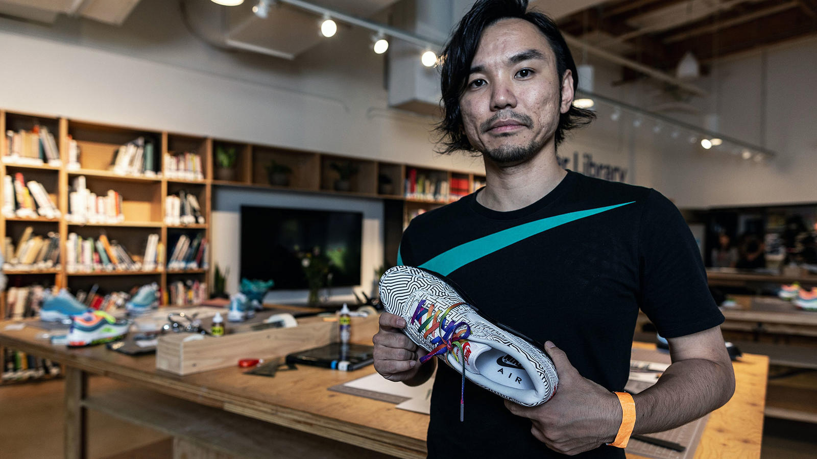 timeless design 3c4c6 32afe The Nike: On Air contest Winners recently flew to Nike World ...