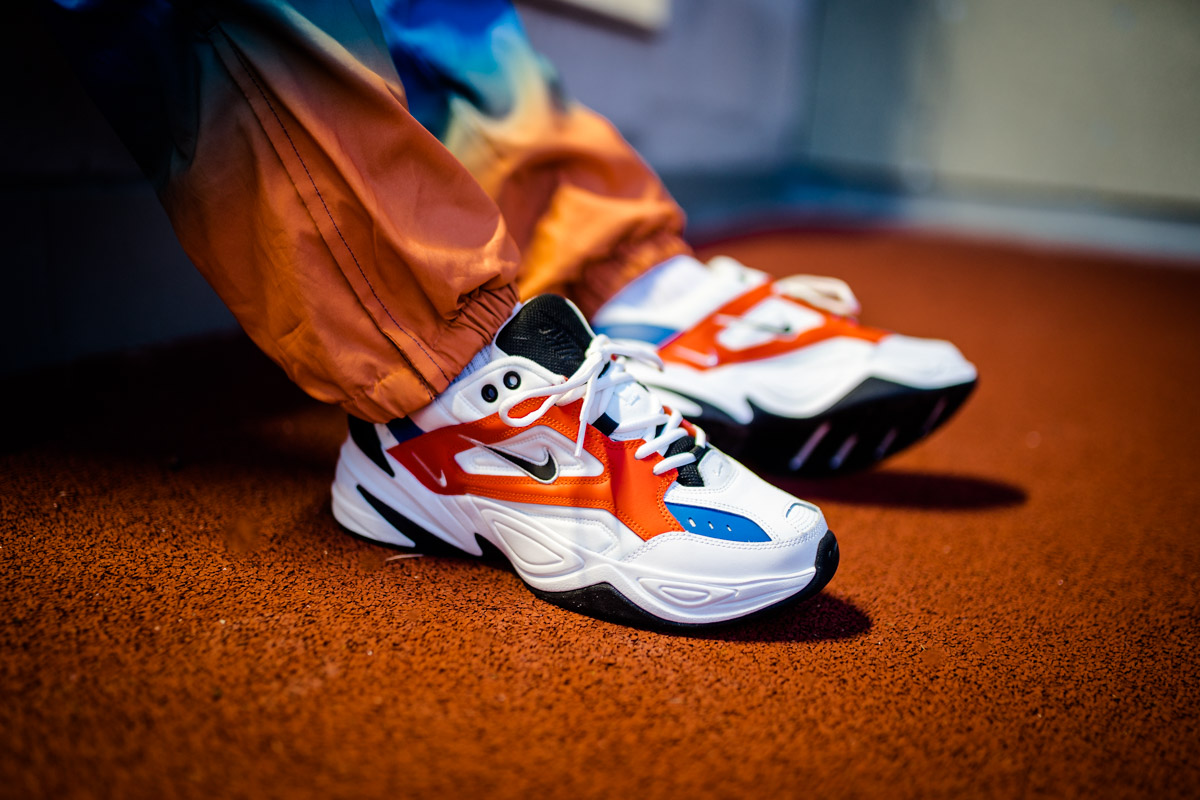 Nike M2K Tekno John Elliott sneakers streetwear | Trending