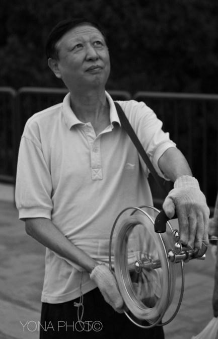 Local Beijing resident