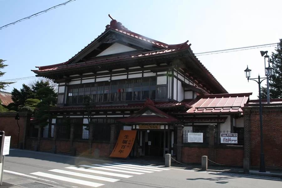 全景:太宰治の生家「斜陽館」を訪ねる - 2009年5月