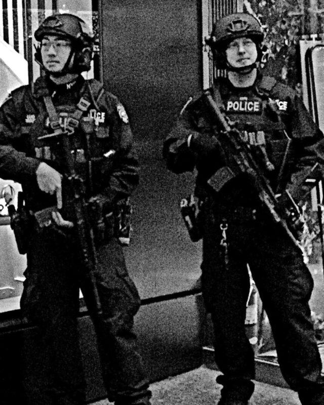 Trump Tower Secret Service