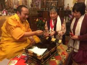 2 (Tie Situ Rinpoche with Dorje Palmo)
