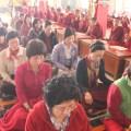 35 (Attending Puja at Tergar)