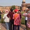 49 (Agra Fort in Red Sandstone)