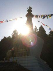 Stupa_with_Sun