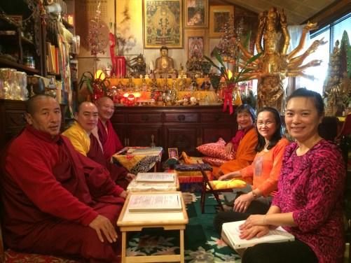 Buddha Room