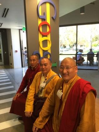Lamas at Google