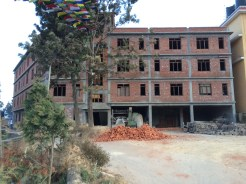 13. New Construction at Tergar Osel Ling