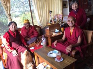 Rinpoche Family