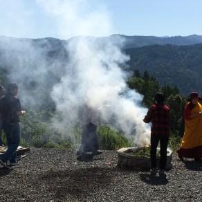 Smoke Puja