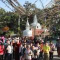 19 Group at Swayambhunath Temple