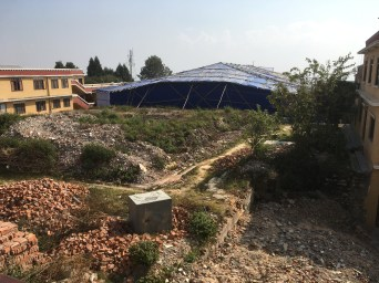 22 Tent for Teachings