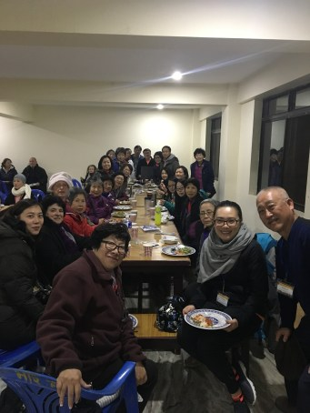 25 Thanksgiving Dinner Treat at Monastery