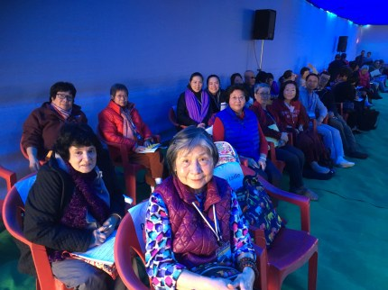 26 Group waiting for Teaching