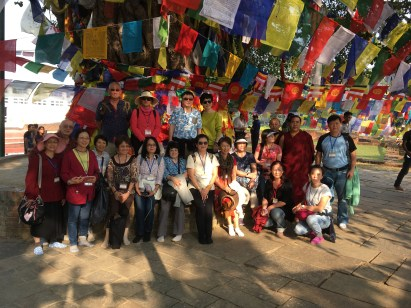 4 Group Photo at Holy Pond