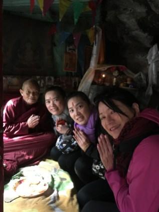 45 Lower Guru Rinpoche Cave