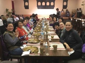 48 Farewell Dinner at Napali Restuarant