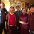 7. Tsoknyi Rinpoche visits with Dorje Palmo