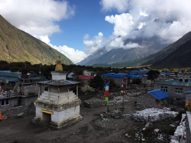 17. Samagaun Village