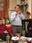 6 - Flute Music following Teaching