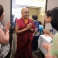 1 Welcoming Rinpoche