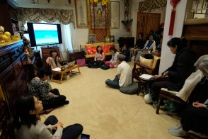 Meditation Class at Center