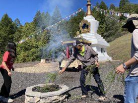 Preparing Fire