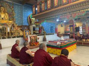 Prayers for Rinpoche's Longlife