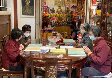 Prayers for Dorje Palmo