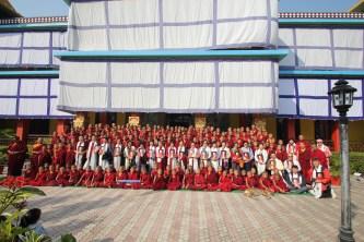 41 (Group Photo at Tergar)