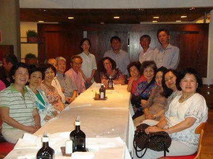 Sao Paulo Group Dinner