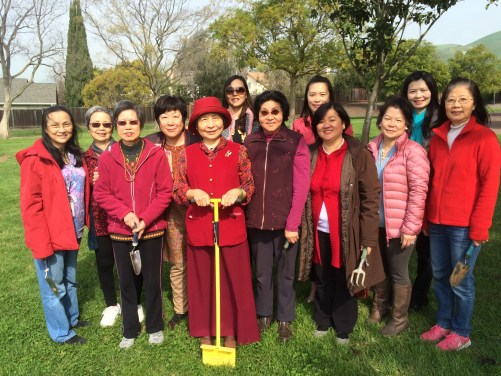 Dorje Palmo and Group at Worm Release