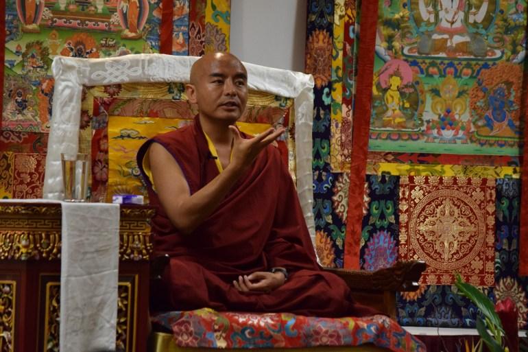 Rinpoche Open Talk