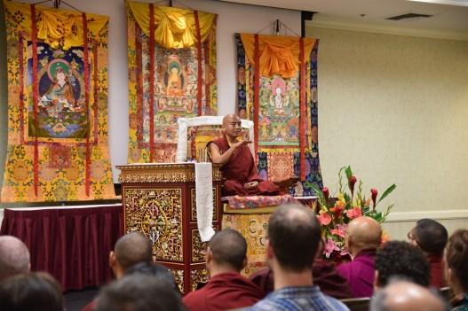 Rinpoche Teaching