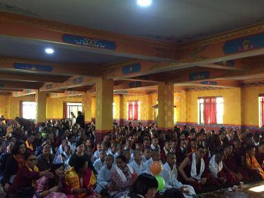 gathering-at-monastery