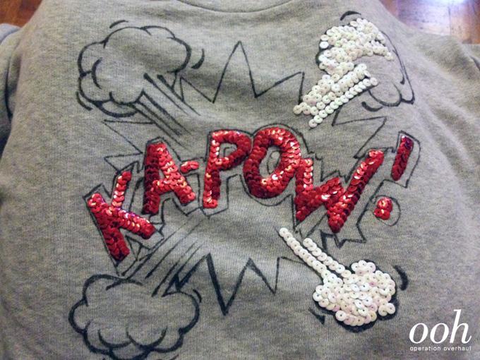 Operation Overhaul - Kapow Sweater 3