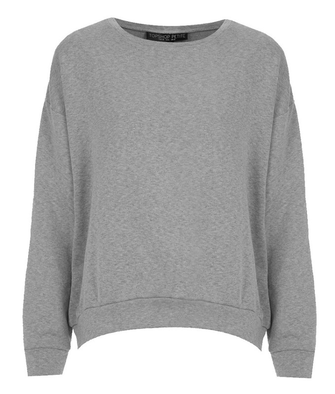 Topshop Grey Sweat