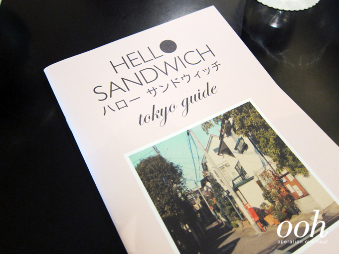 Operation Overhaul at Spruce - Hello Sandwich Japan Guide