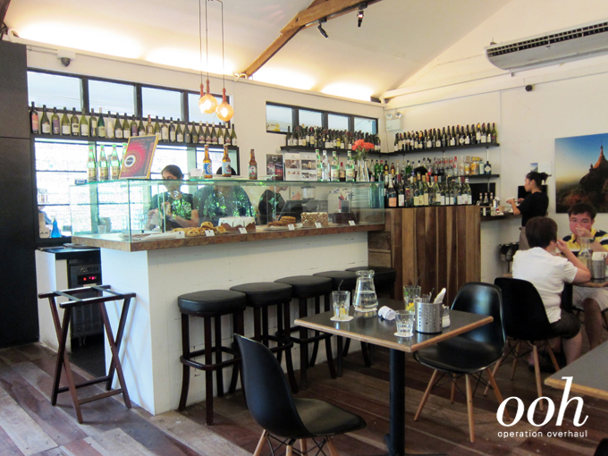 Operation Overhaul at Spruce - Interior