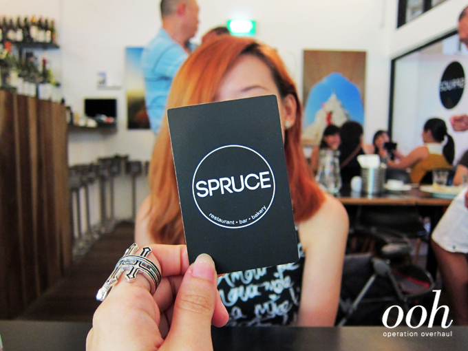 Operation Overhaul at Spruce