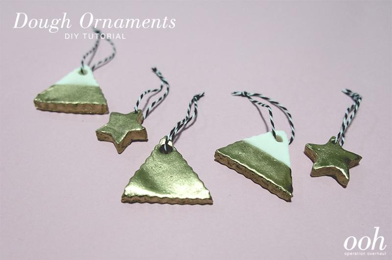 OOH - Dough Ornaments Tutorial 1